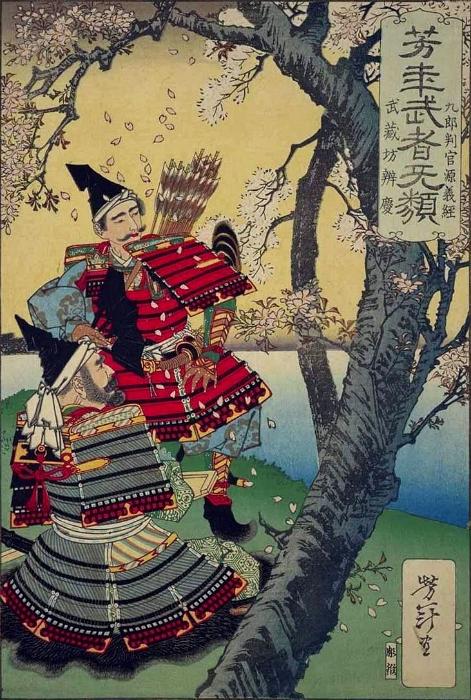 Minamoto & Benkei