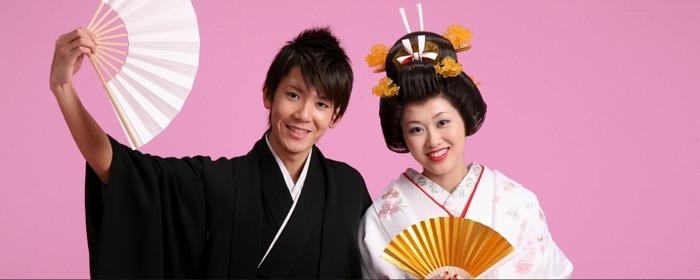 Seguro que es toda una experiencia fotografiar bodas japonesas...