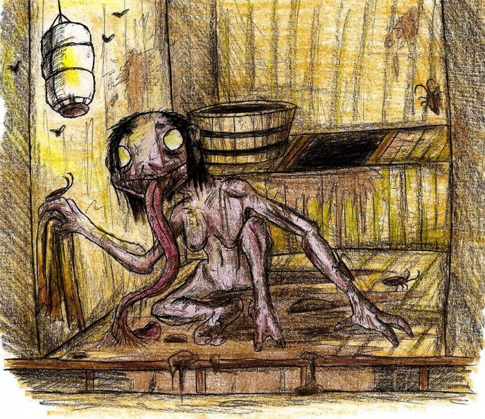 """Ilustración de """"estoesparajuego"""" en Devianart"""