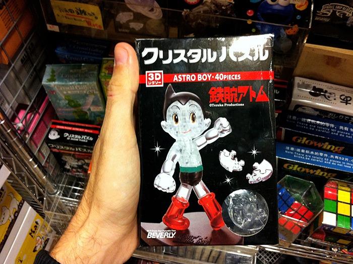Puzzle Astroboy