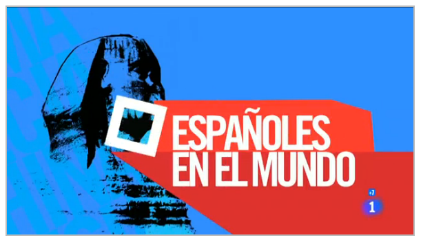 Españoles en el mundo