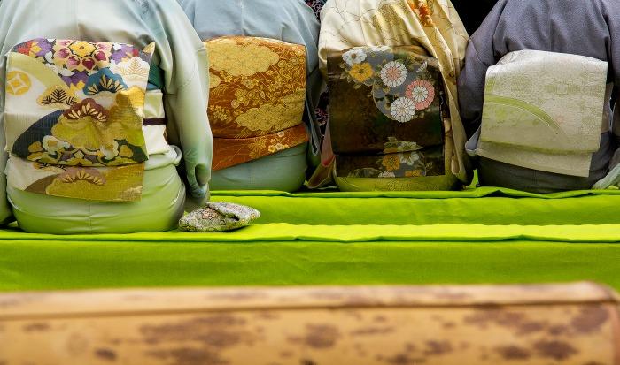 Siete días en Japón kimono