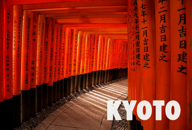 7 dias en Japón Kioto trailer blog